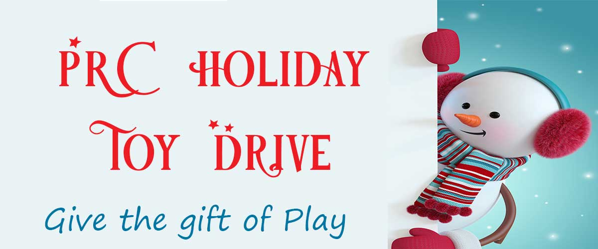 PRC Holiday Toy Drive Link
