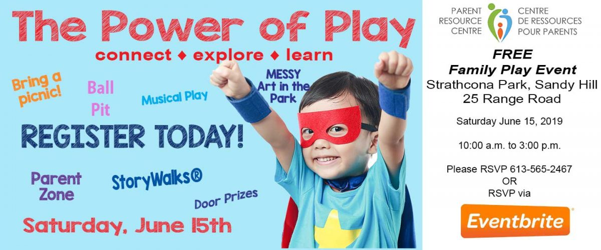 Register for Power of Play Today!